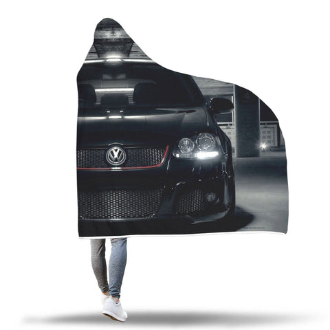 SPECIAL EDITION GTI HOODED BLANKET