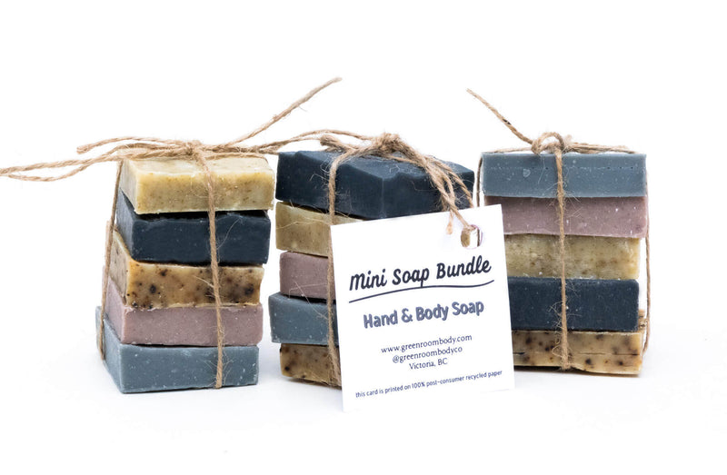 Mini Soap 3 or 5 Pack Bundle