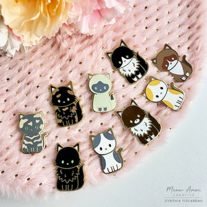 Cute Enamel Pins