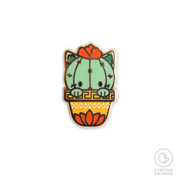 Catcus Baby Enamel Pin
