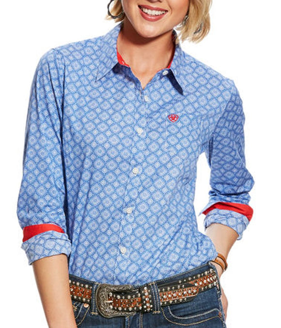 Ariat Women's R.E.A.L. Kirby shirt 10025916