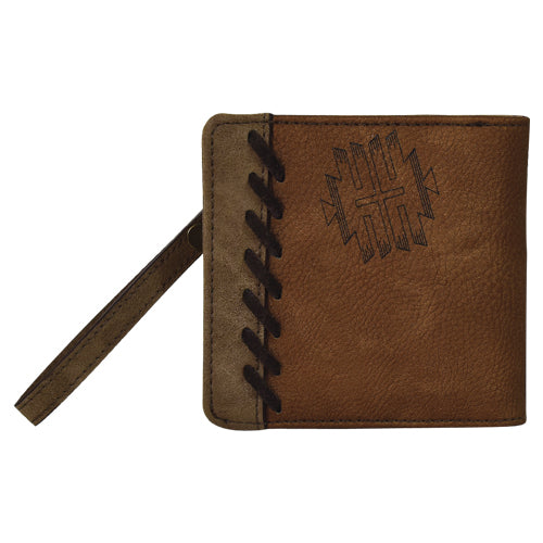 Trenditions Catchfly  Jaci Bifold Wallet Copper   2034674W