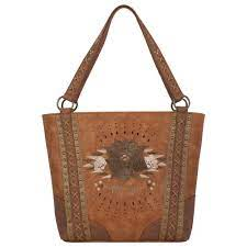 Trenditions Catchfly Ruby Flower Embroidery Handbag    1978309