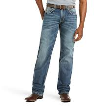 Ariat mens M4 Low Rise Coltrane Boot Cut Jean    10017511