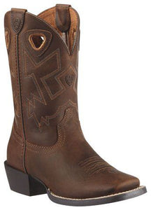 Ariat Kids Charger Western Boots 10010910
