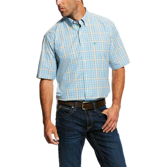 Ariat Men's Neff Performance SS Shirt   10026625