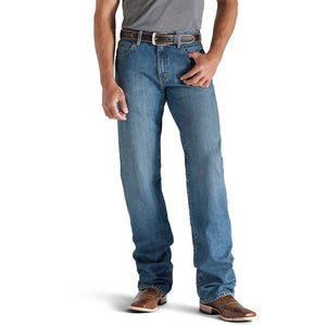 Ariat Men's Heritage Relaxed Fit Stone Washed Jeans  10010852