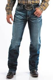 Cinch Mens Relaxed Fit September Grant Jean