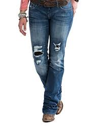Cruel Girl Womens Abby Slim Bootcut Jeans  CB12254071-IND