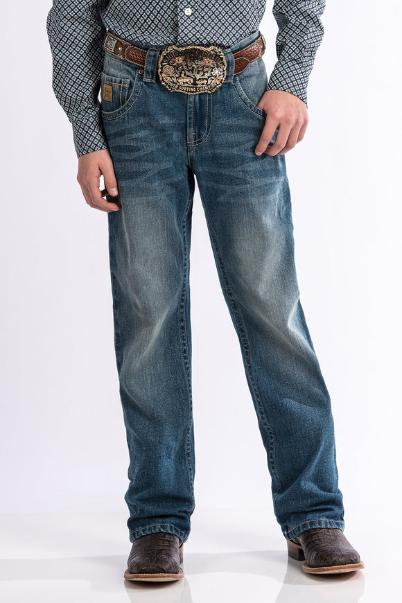 Cinch Boys Relaxed Fit Jeans  MB16642001 / MB16682001