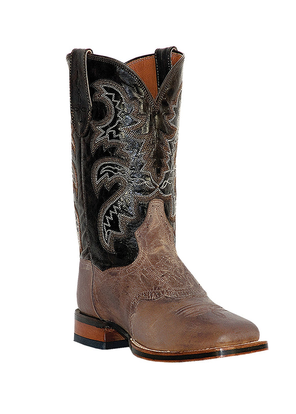 Dan Post Mens Franklin Sand Saddle Western Boots DP2815