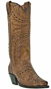 Dan Post Womens Sidewinder Leather Boot  DP3422