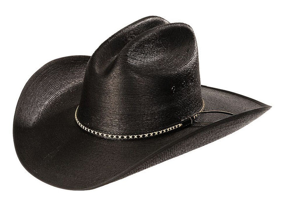 Jason Aldean Youth Asphalt Cowboy Palm Leaf Cowboy Hat   RSASCWBJA4107LO