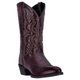 Laredo Mens Birchwood Black Cherry Western Boots 68458