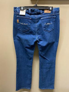 Texas Brand Womens Denim Jeans   TXJ-214ST