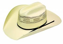 Twister Mens Bangora Coahuila Crown Cowboy Hat  T71800