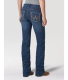 Wrangler Womens Ultimate Riding Jean Shiloh In Eliza   WRS40HE