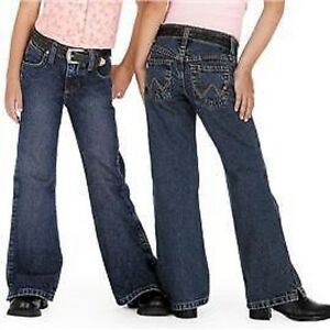 CLOSEOUT-Wrangler Girls Cash Jeans  JRC10AS/GRC10AS