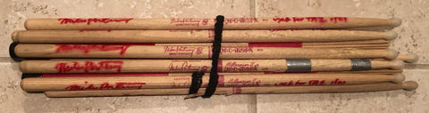 Autographed Used Stick from Transatlantic's Bridge Across Forever Sessions