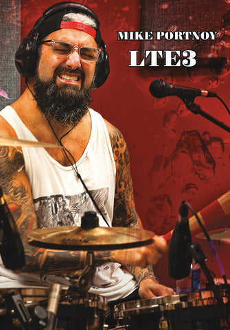 Mike Portnoy - LTE 3 (Liquid Tension Experiment 3 Drum Cam) - Video Digital Download