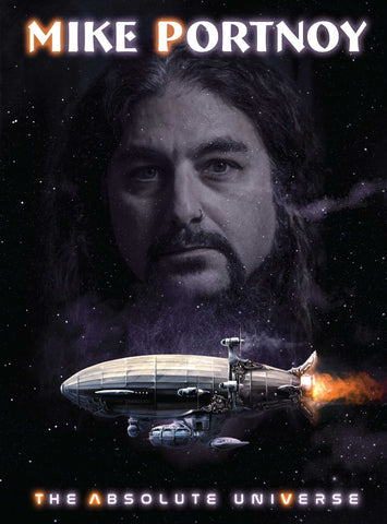Mike Portnoy - The Absolute Universe (Transatlantic's The Absolute Universe Drum & Vox Cam) - DVD