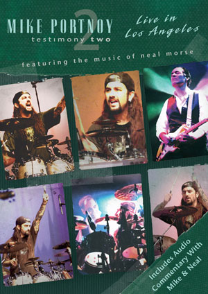 Mike Portnoy - Testimony 2: Live In Los Angeles