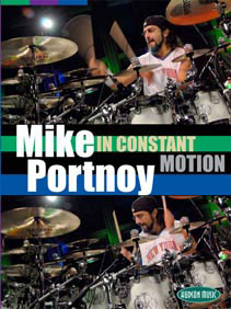 Mike Portnoy - In Constant Motion DVD