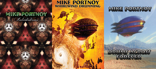 Mike Portnoy - Transatlantic Drum Cam Bundle