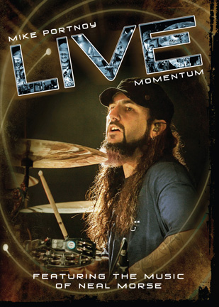 Mike Portnoy - Neal Morse Live Momentum