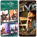 Mike Portnoy - Neal Morse Drum Cam Bundle