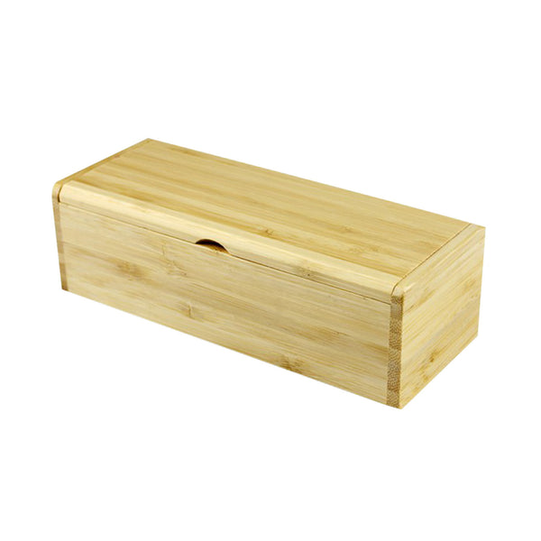 Clubmaster Sunglasses holder - natural bamboo box