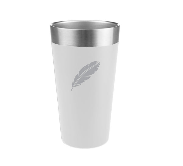 Feather Stainless Steel Insulated Pint