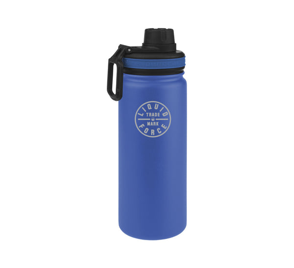 Liquid Force - Badge Graphic - Insulated Water Bottle