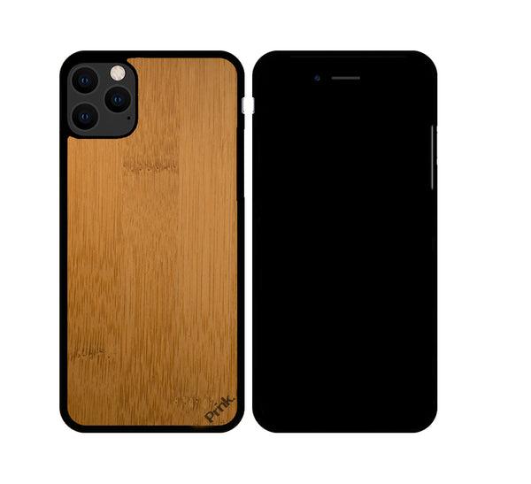The Classic (Blank) Wood iPhone or Galaxy Case