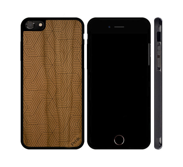 Layers Wood iPhone or Galaxy Case