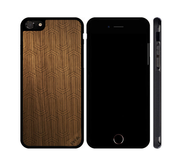 Ups and Downs Wood iPhone or Galaxy Case