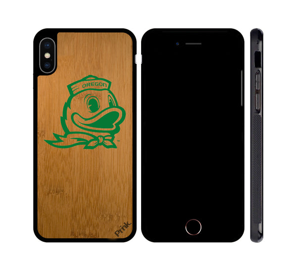 """The Duck"" Wood iPhone or Galaxy Case"