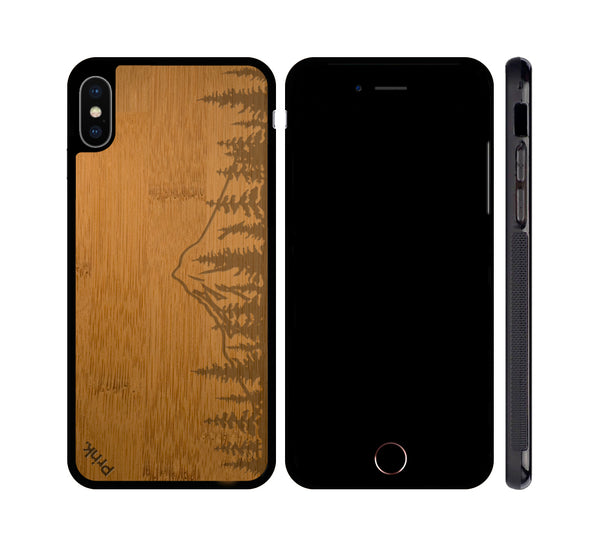 Treeline Wood iPhone or Galaxy Case