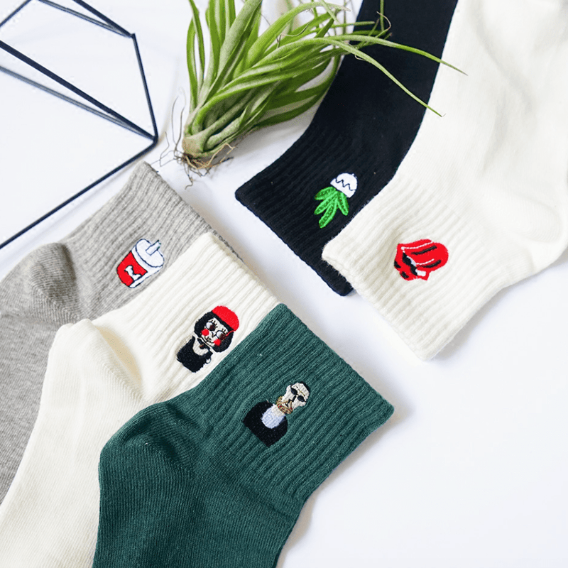 Icon Socks - Weartro