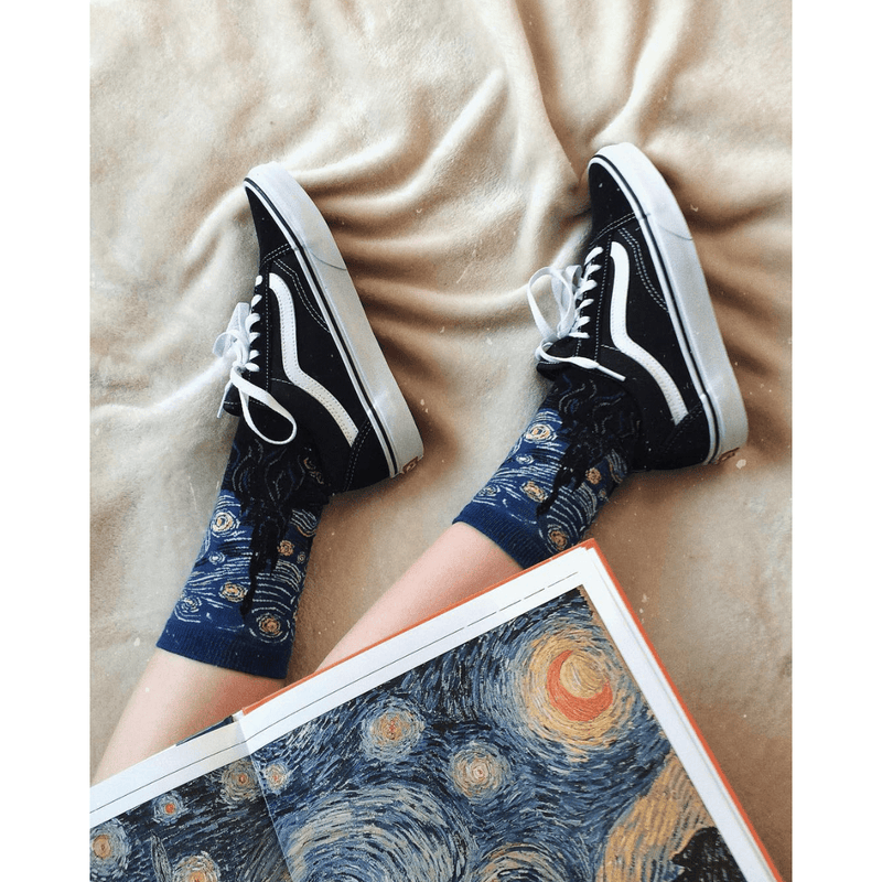 Starry Night Socks - Weartro