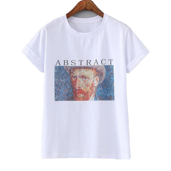 Abstract Vincent Shirt