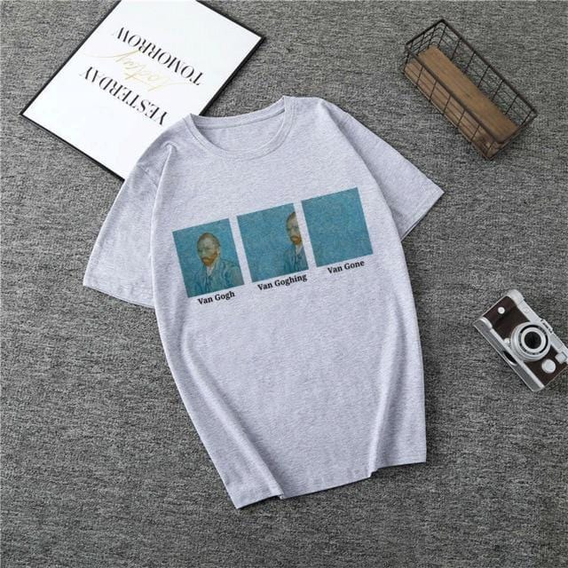 Van Gogh Goghing Gone Shirt