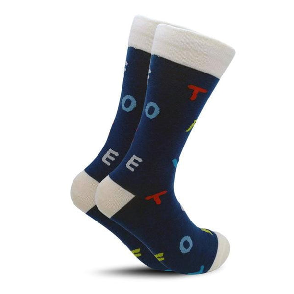 Pattern Socks - Weartro