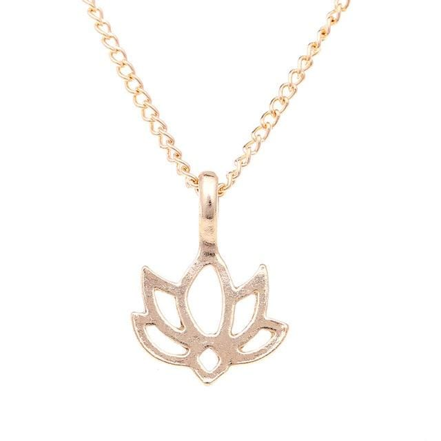 Make A Wish Necklace: Good Karma - Weartro
