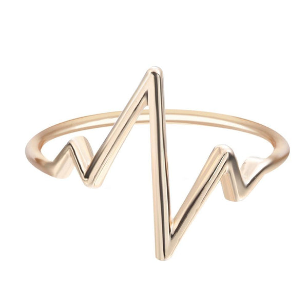 Heartbeat ring - Weartro