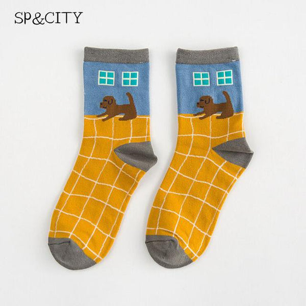 Home Socks - Weartro