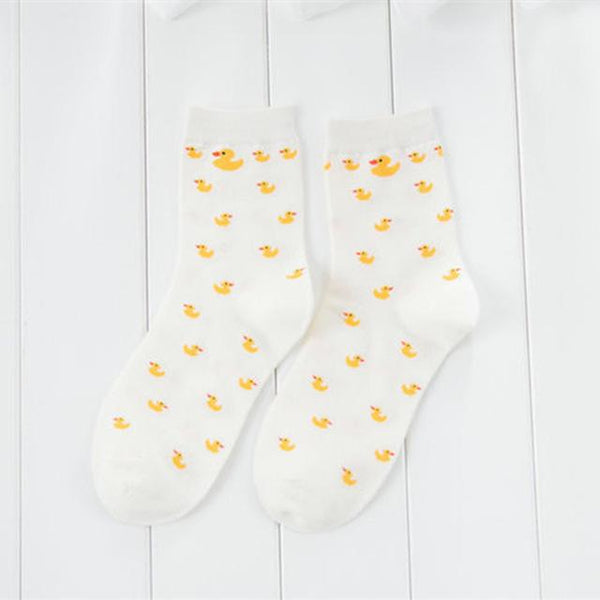 Duck Socks - Weartro