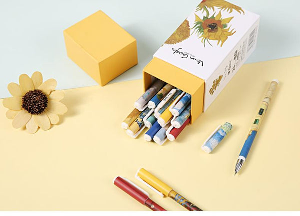 24 Van Gogh Ink Pens - Weartro