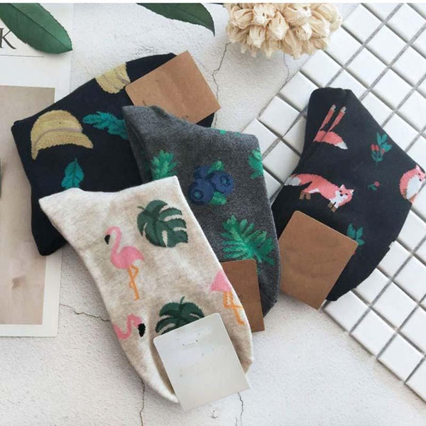 Natural Socks - Weartro