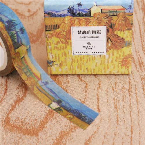 Van Gogh Washi Tape - Weartro
